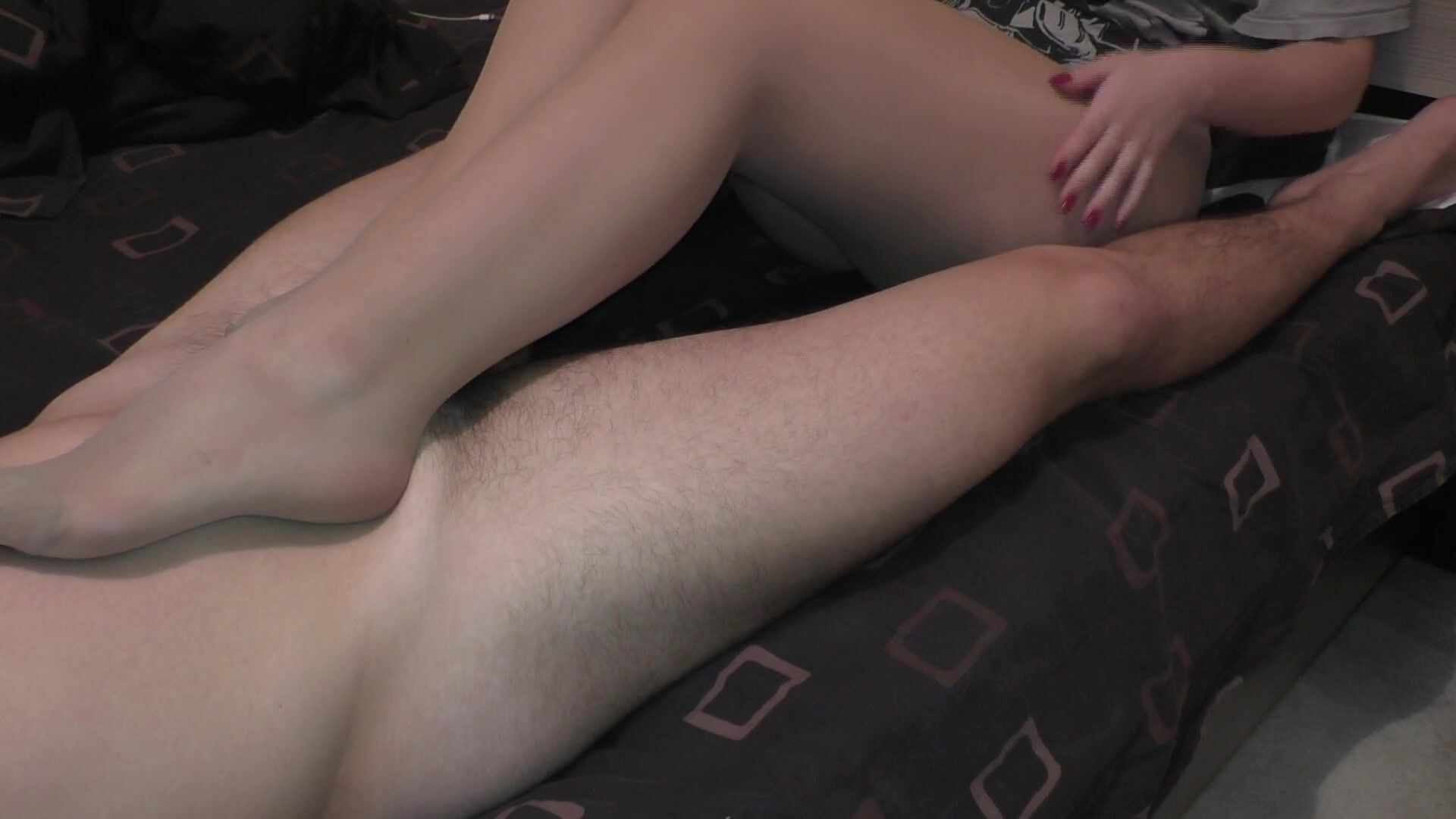 Pantyhose Footjob Real Estate