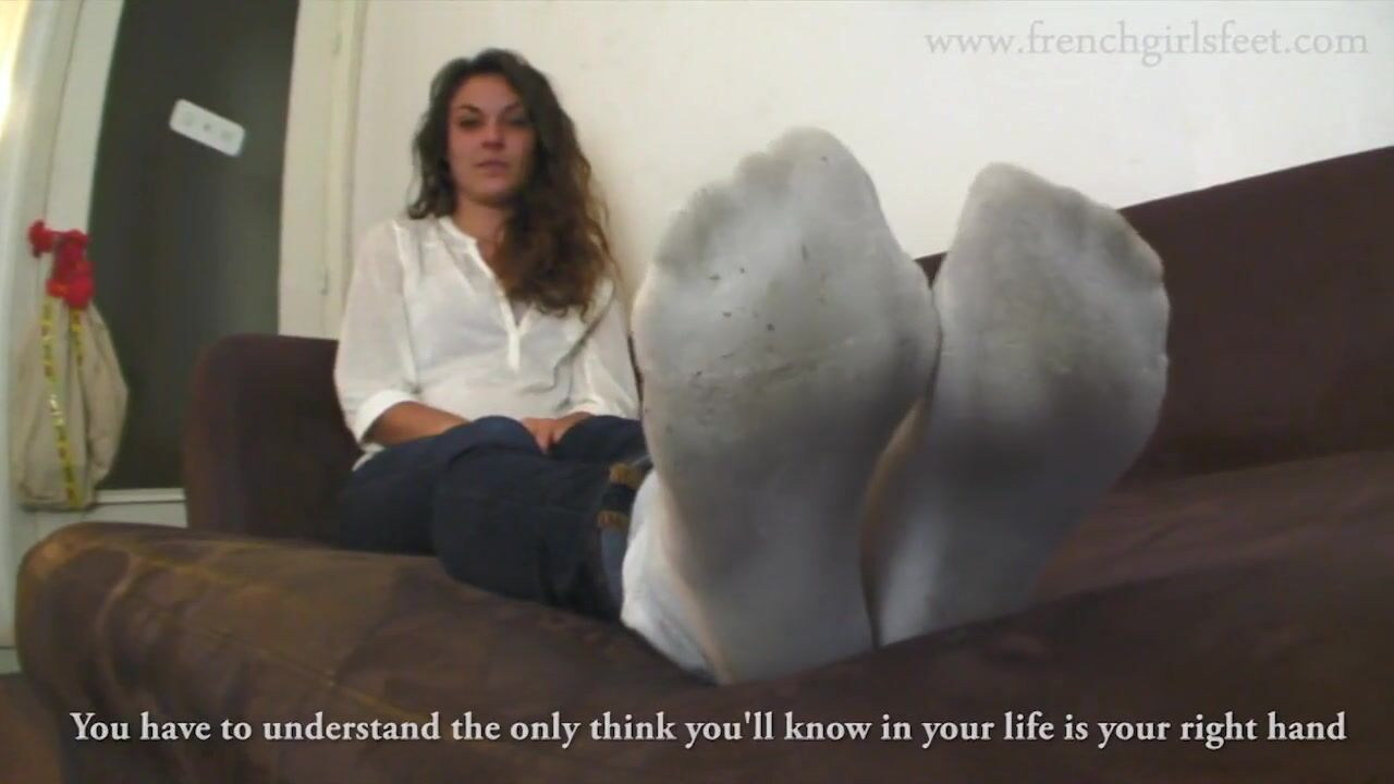 french foot girl