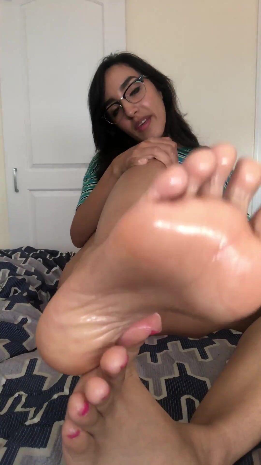 Perfect Feet Oiled