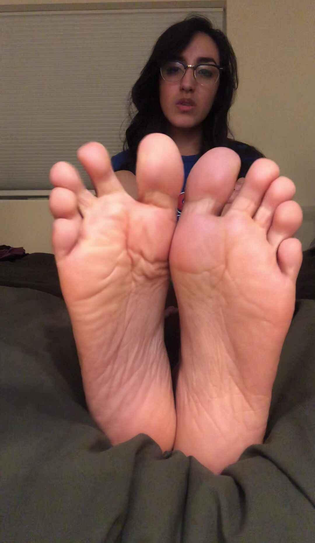 Perfect Wrinkled Soles