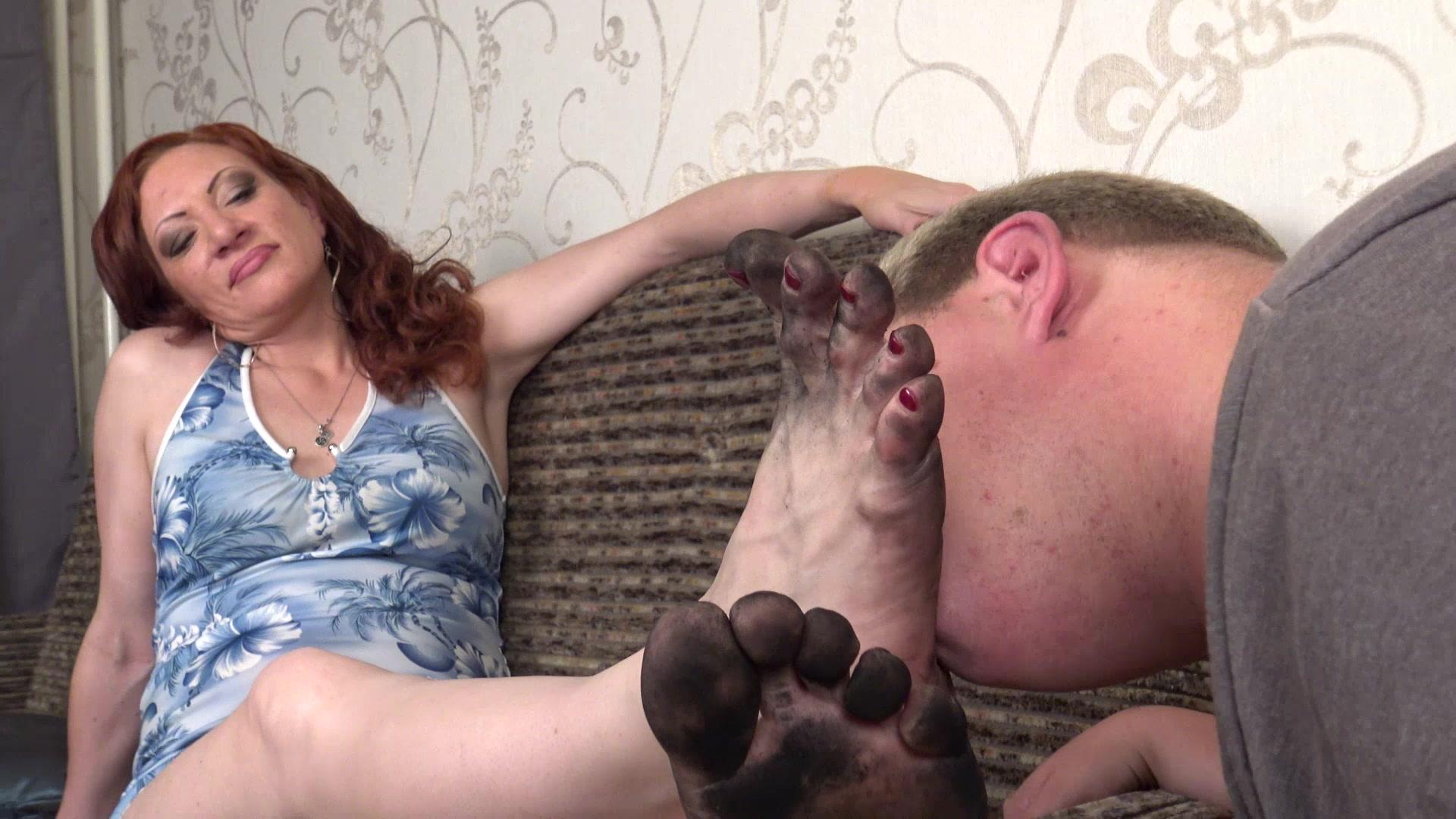 Lesbian Royal Mistress Feet