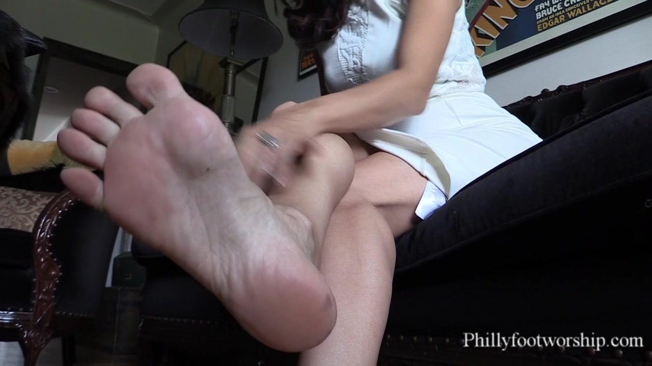 French Lesbian Foot Worship