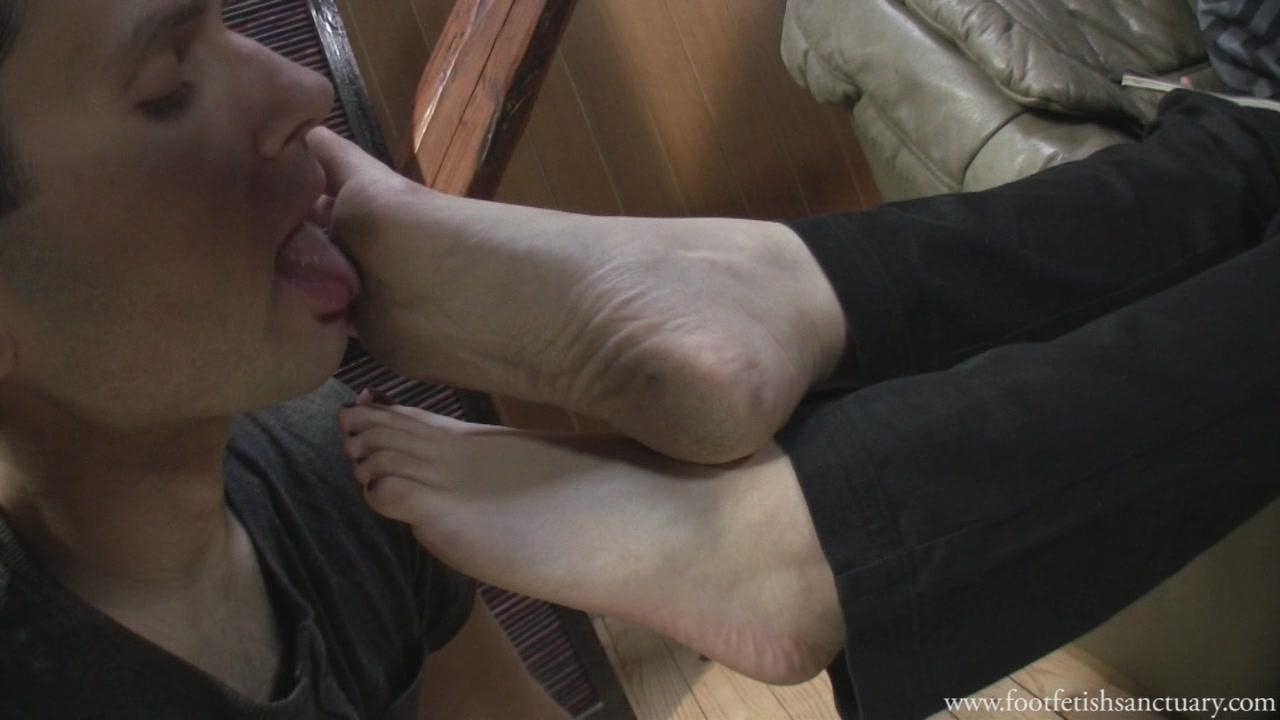 Lesbian Worship Nylons Foot