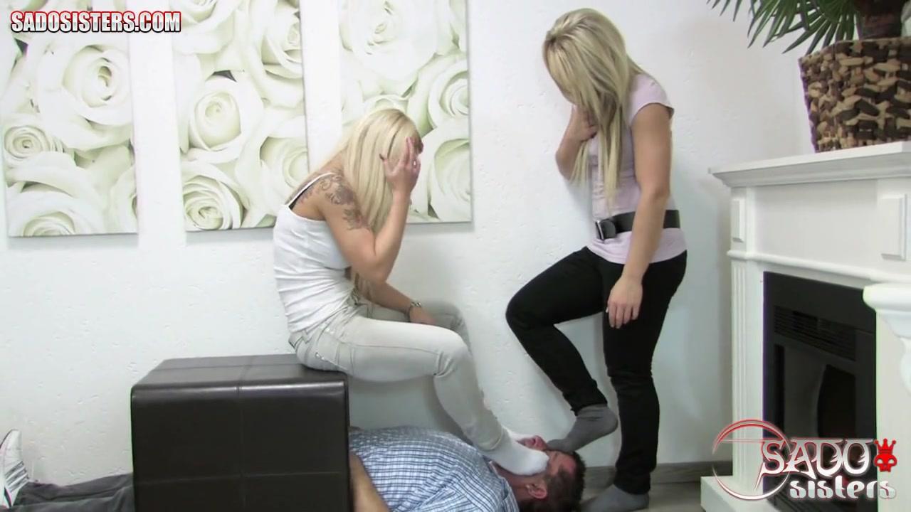 German Lesbian Feet Worship