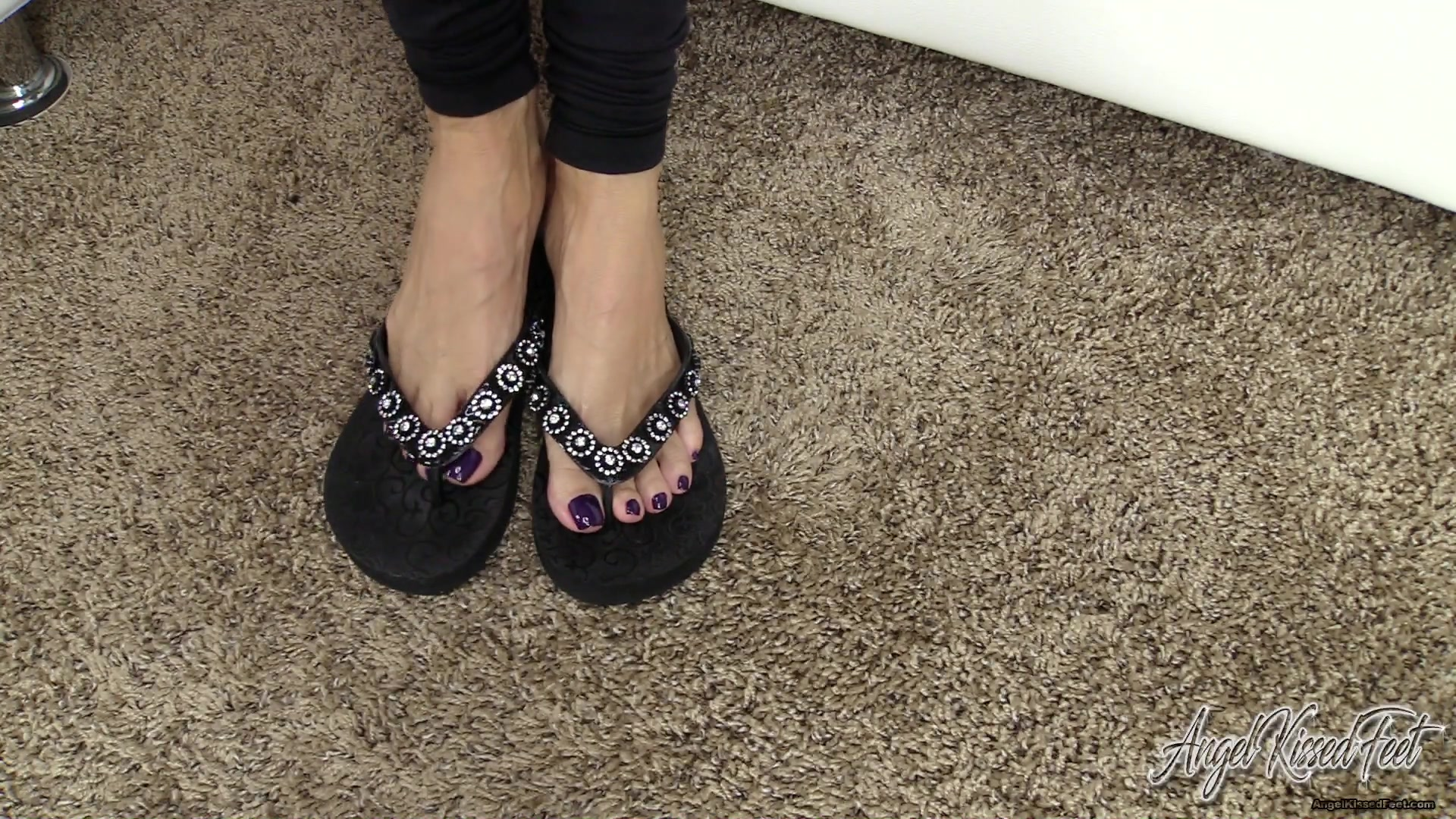 Feet Tickling Teachers Nylon