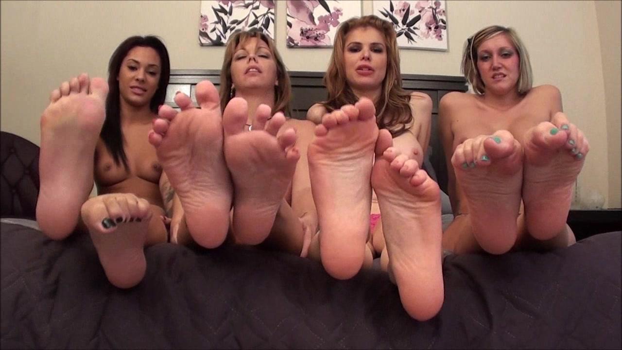Jamie Valentine Lesbian Feet