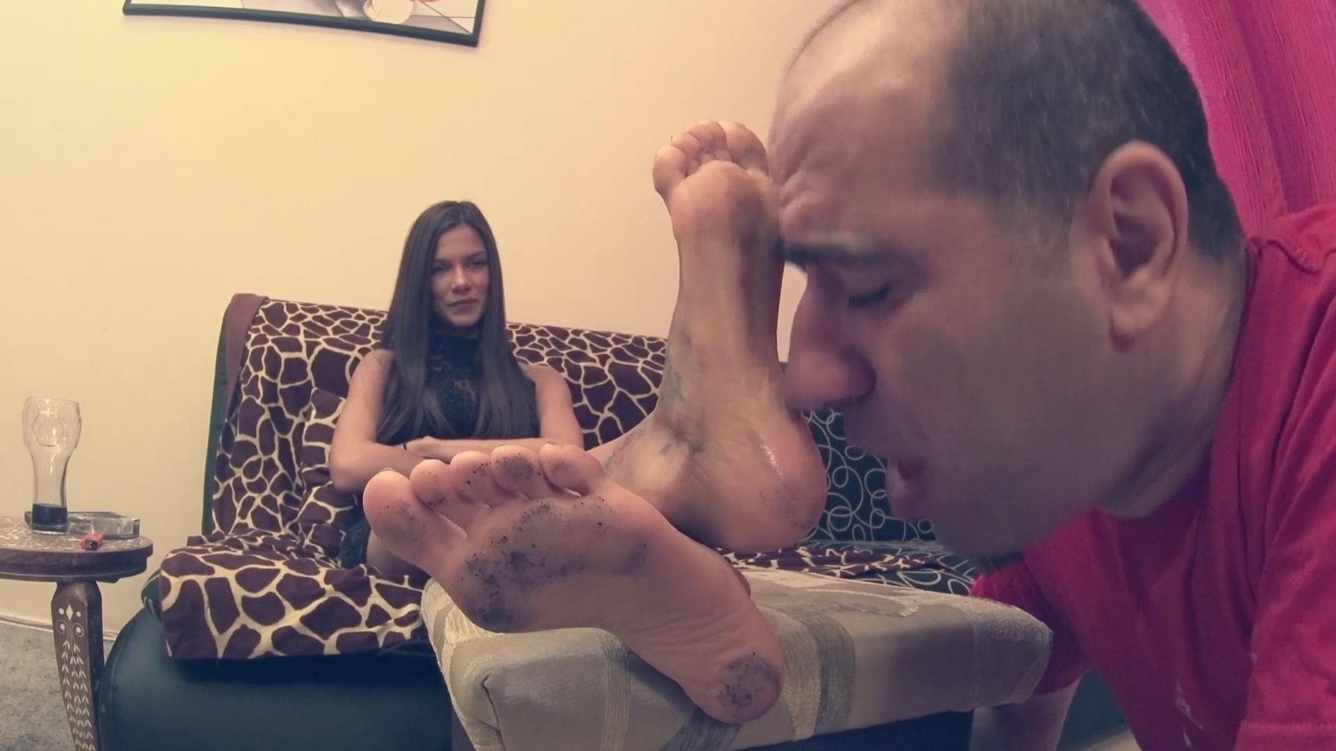 Asian Lesbian Foot Worship