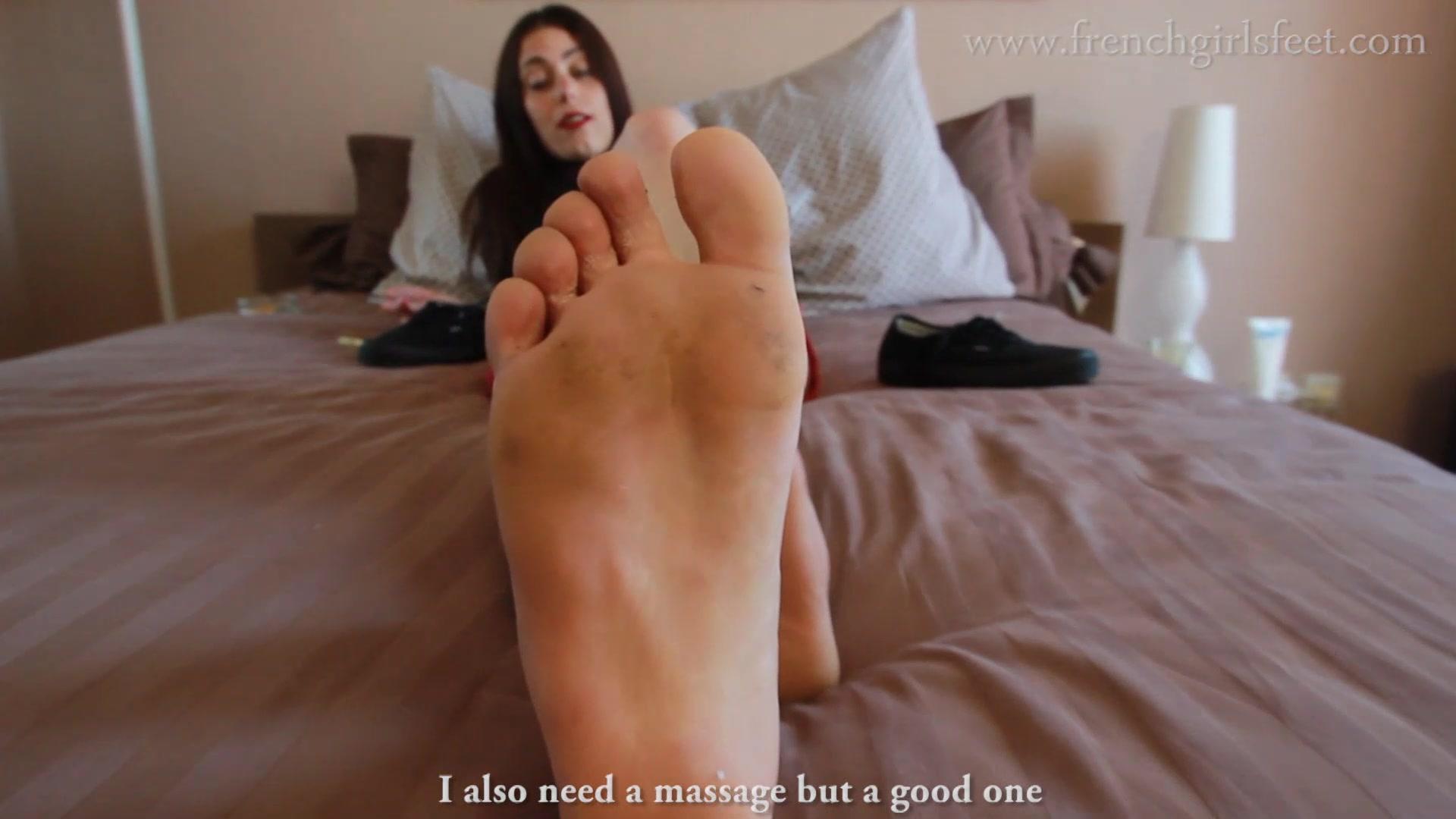 Russian Mistress Dirty Feet