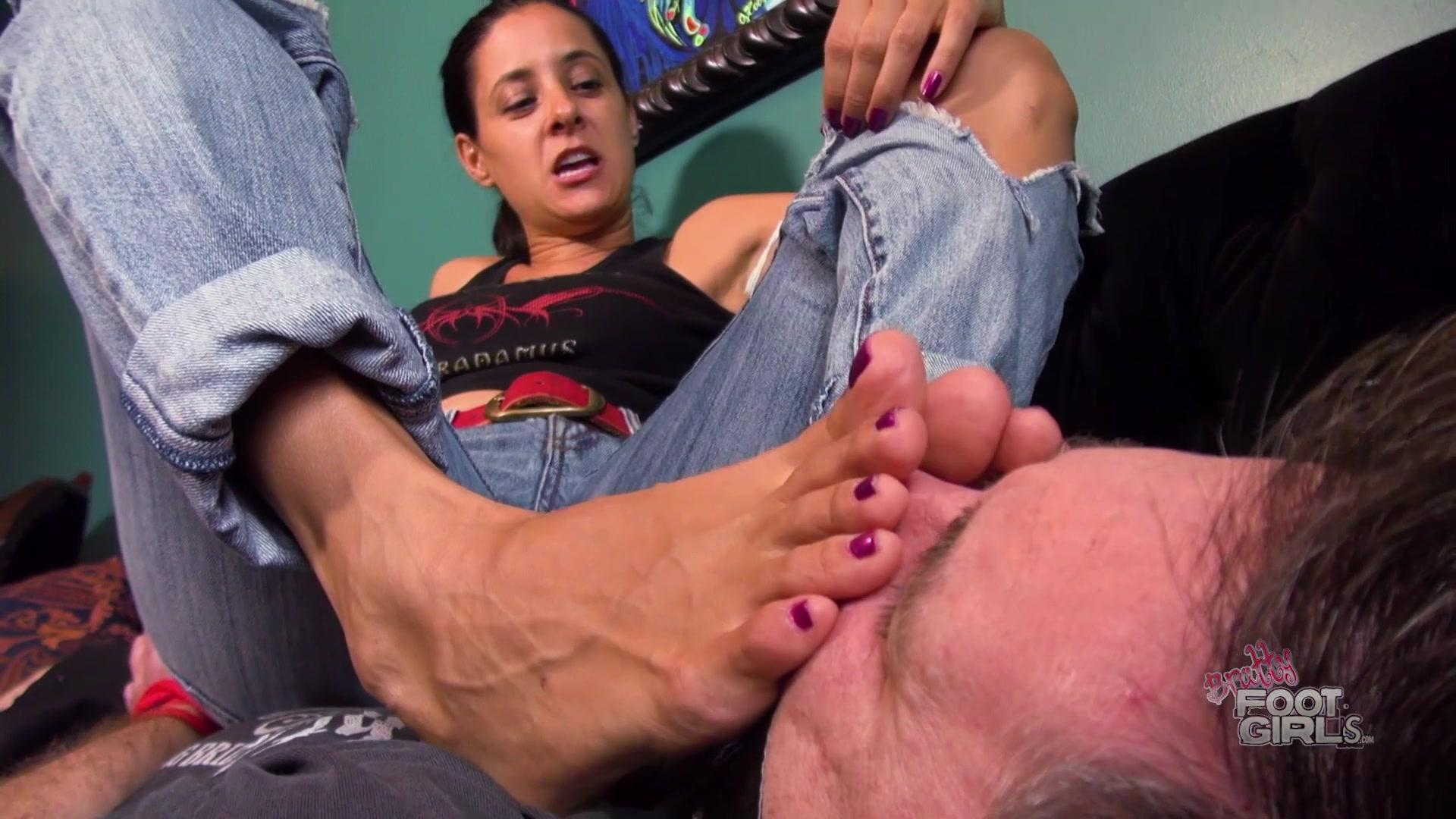 Ex Girlfriend Foot Worship